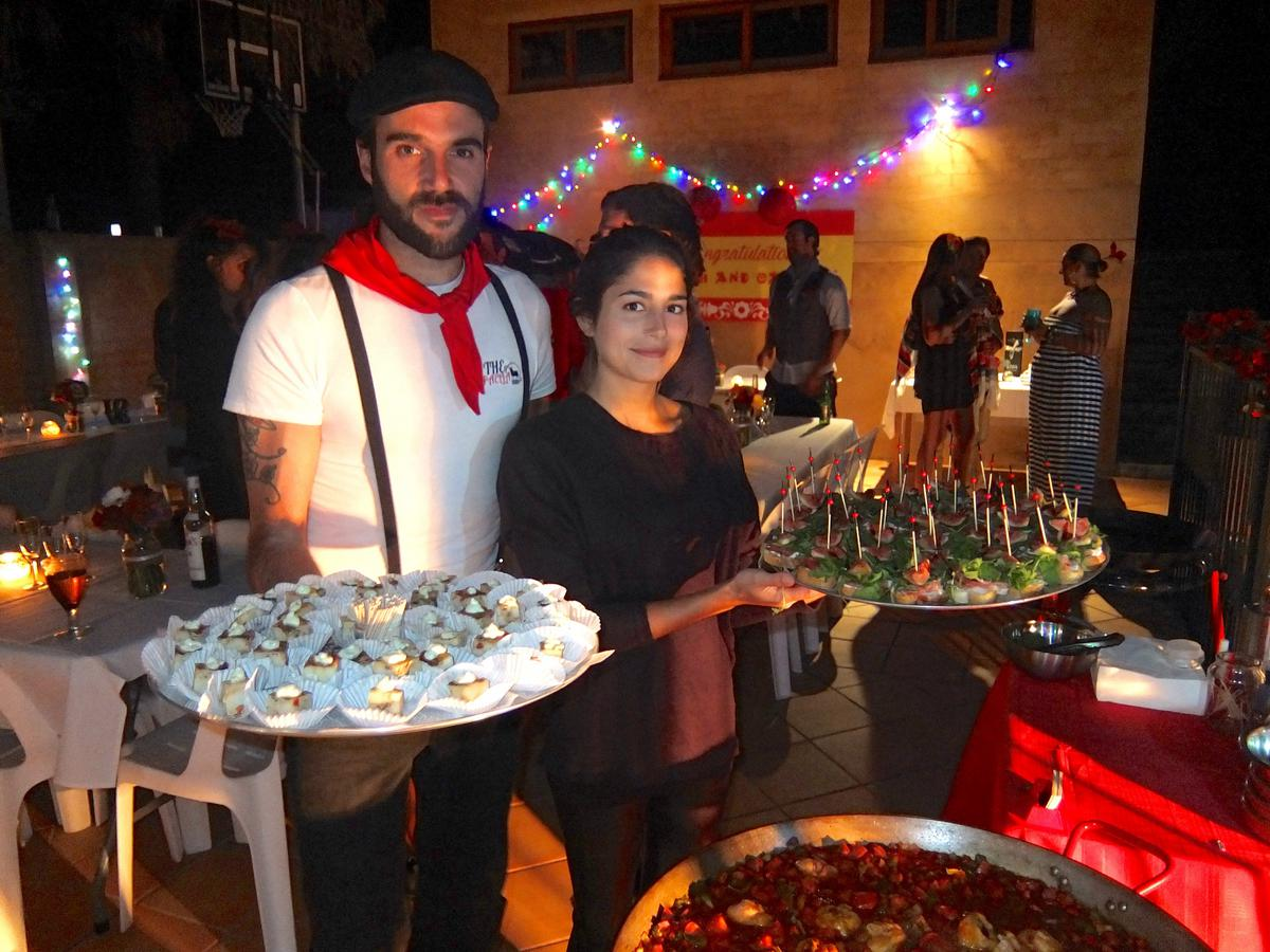 The Paella Catering Sydney Gallery