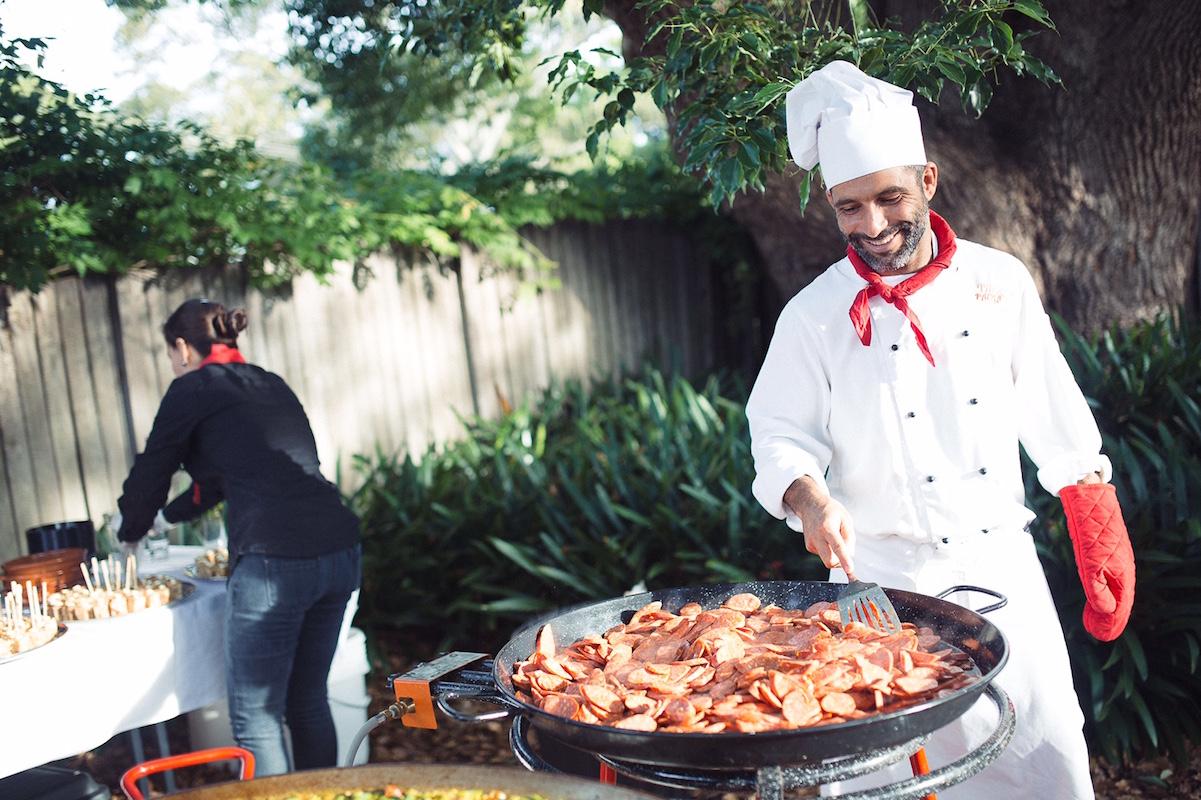 Paella Catering Sydney Slider 1
