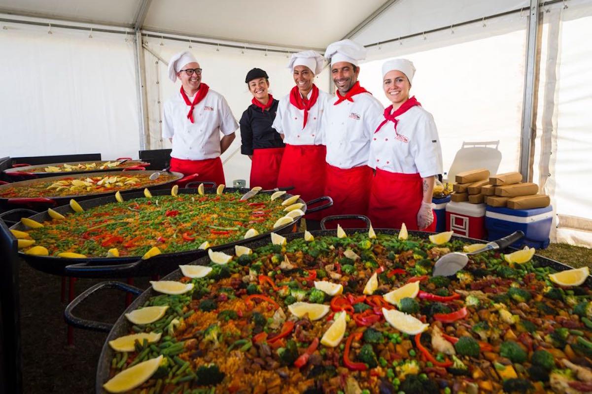 Paella Catering Sydney Slider 2
